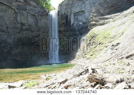 Taughannock Falls State Park near Ithaca, New York