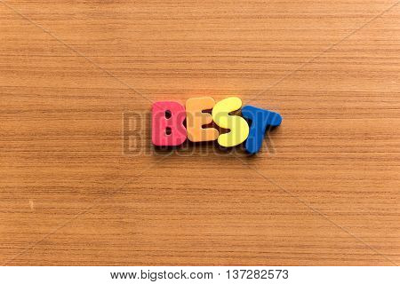Best Colorful Word