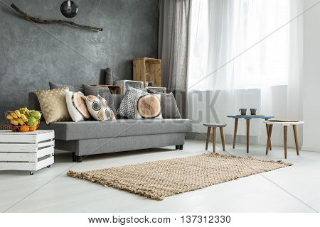 Home Space With Creative Decorations