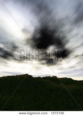 Storm Sky Vertical