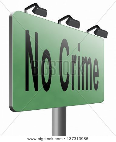stop crime stopping criminals by neighborhood watch or police force fight criminal behavior stopping violence and arrest offenders or just by prevention, 3D illustration, isolated, on white