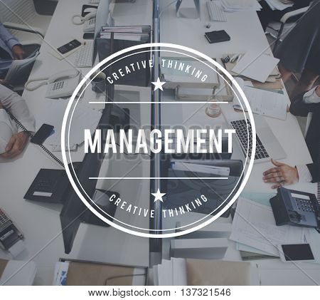 Business Working People Plan Concept