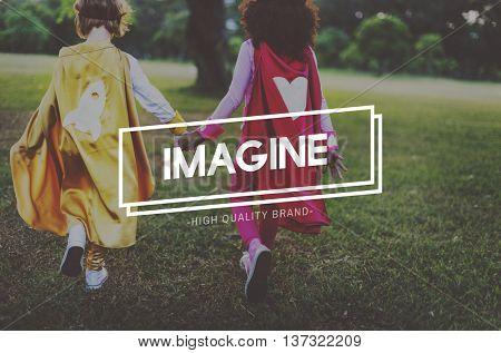 Dream Imagination Imagine Vision Inspire Concept