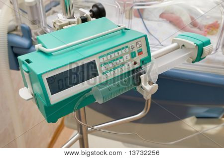 Intravenous anesthetic transfusion