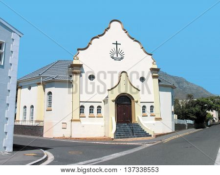 Apostolic Church, Observatory  Cape Town South Africa