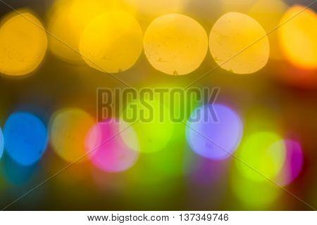 Bokeh, background, light, magic, glitter for chrismas