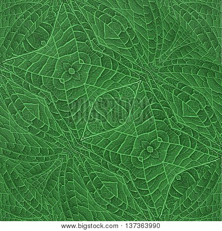 Artificial Plant Closeup Texture