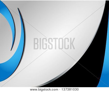 vector background overlap dimension modern line bar design for text and message website design, vector
