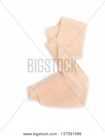 Elastic Bandage,Medical bandage roll,on White Background. select focus front