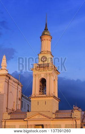 Greek Catholic Church of saint Catherine at Podol in Kiev Ukraine