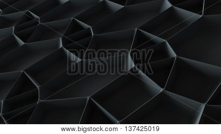 abstract  3d rendering rendering background with repeating pattern