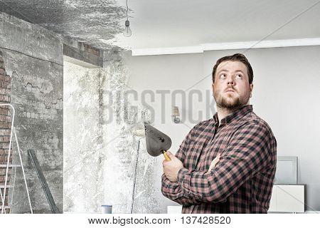 Home renovation and improvement . Mixed media