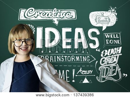 Ideas Create Planning Strategy Creative Concept