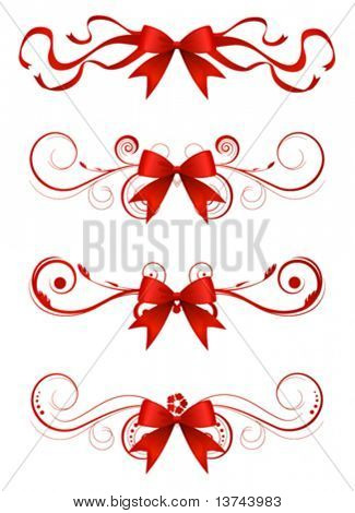 christmas design element vector