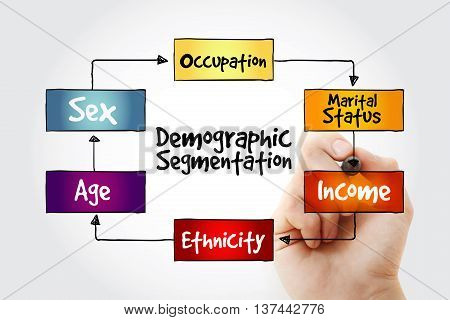 Write my demographic data analysis