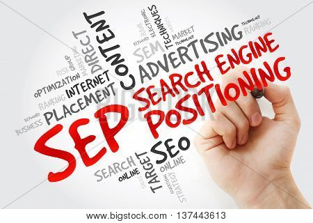 Hand Writing Sep (search Engine Positioning)