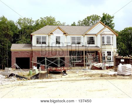 Construction - Brick Laying