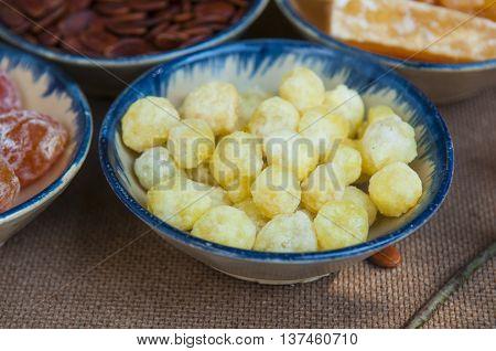 Vietnamese favorite jams for lunar new year