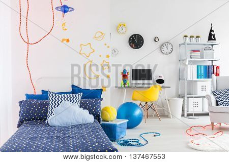 Creative Room Of Creative Child