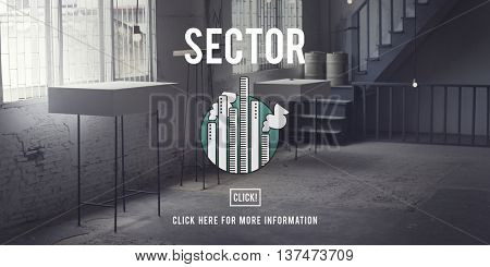 Sector Chart Circle Graphic Information Part Piece Concept
