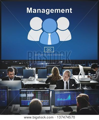 Management Dealing Coordination Concept
