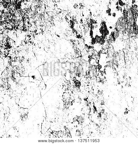 Distress Grainy Dust Overlay Grunge Texture For Your Making Your Design Aged. Empty Template. EPS10 vector.