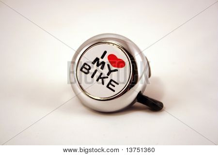 A bicycle bell