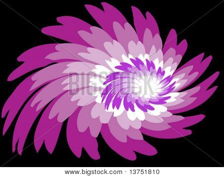 A flowery like vector background