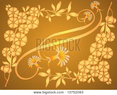 Vector background for your design.