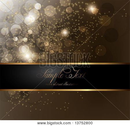 elegant background with place for text invitation