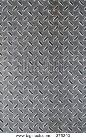 Metall-Boden Deckel abstrakt.