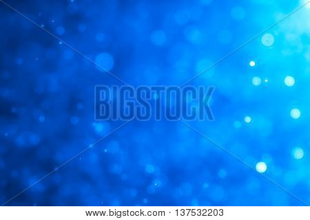 Abstract bokeh background with blur style. It looks bright and glittering. You can apply for wallpaper, background, backdrop, product display and artwork design