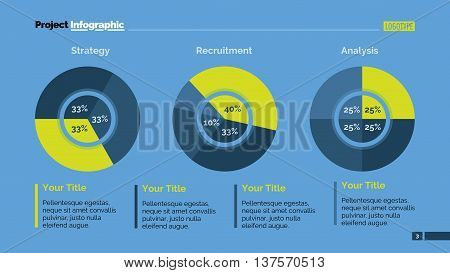 Complex round diagram. Element of presentation, graph, business analysis. Concept for infographics, templates, reports. Can be used for topics like marketing analysis, statistics, progress