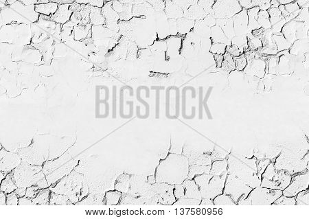 Wall With Cracked Paint Layer, Background