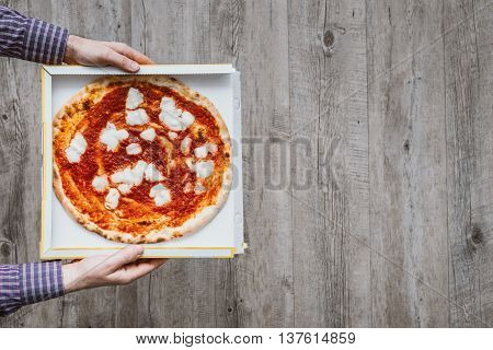 Tasty Pizza At Home