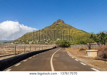 Tourelle Du Tamarin Mauritius With Salt Saline
