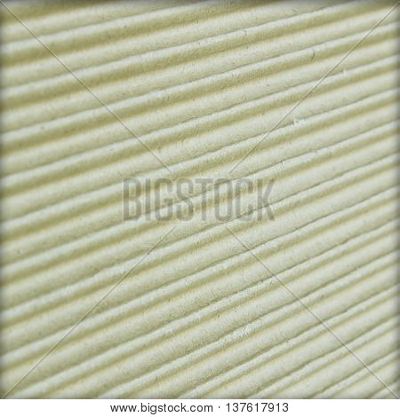 The Corrugated cardboard for industry construction on background