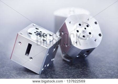 CNC machining center Horizontal Machining CenterProduction parts