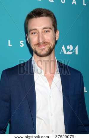 LOS ANGELES - JUL 7:  Tom Stokes at the Equals LA Premiere at the ArcLight Hollywood on July 7, 2016 in Los Angeles, CA