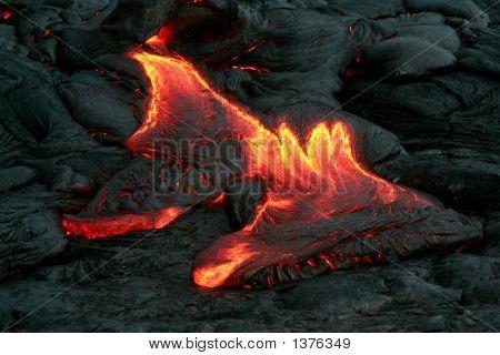 Lava Outbreak