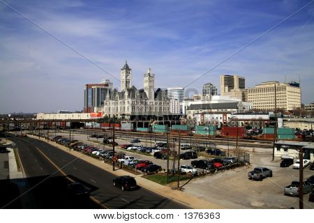 Union Station y Railyards Nashville Tennessee