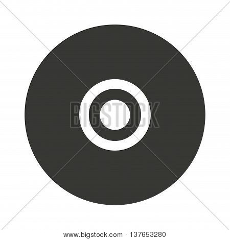 compact disc isolated icon design, vector illustration  graphic