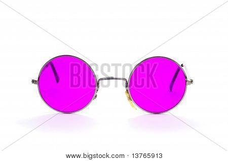 Round-framed Glasses