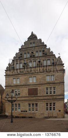 Historic Wedding House In Hamelin, Germany