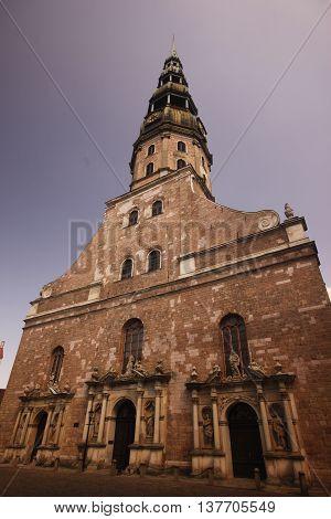Europe Latvia Riga