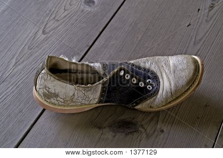 Saddle Shoe 359
