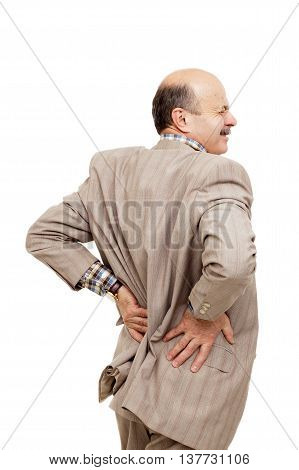 Pain In Spine Or Kidney