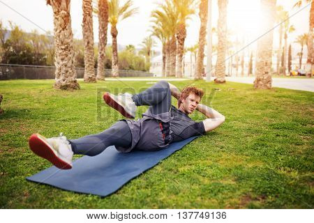 Exercise For Abdominal Muscles