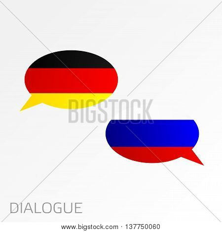 Dialogue Between Germany And Russia