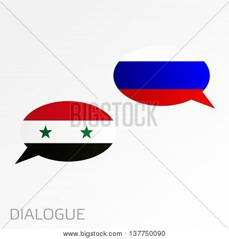 Dialogue Between Russia And Syria